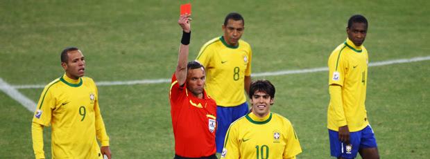 kaka expulso brasil