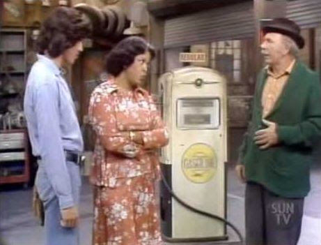 Chico and the Man - Freddie Prinze, Della Reese and Jack Albertson