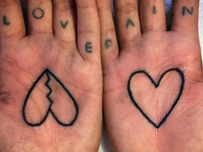 What You Should Know Before Getting Palm Tattoos Tattooaholiccom