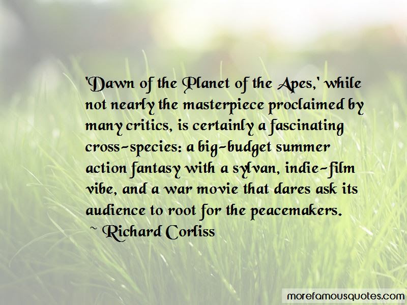 Dawn Of Apes Quotes Top 2 Quotes About Dawn Of Apes From Famous Authors