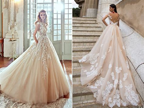 23 Utterly Romantic Wedding Dresses with Snowflake