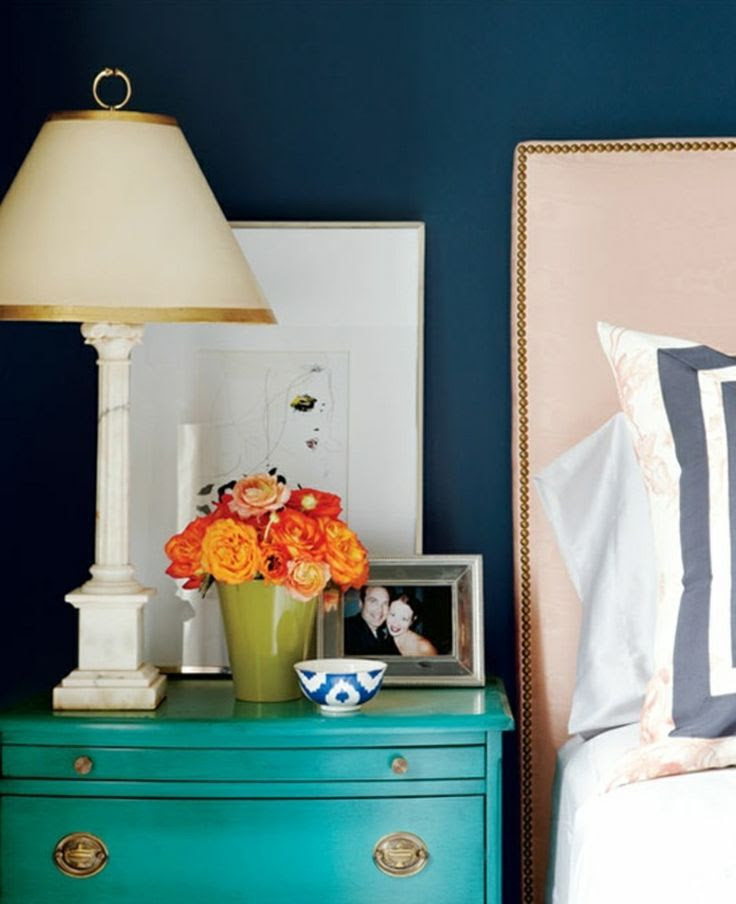 How to Style Your Nightstand