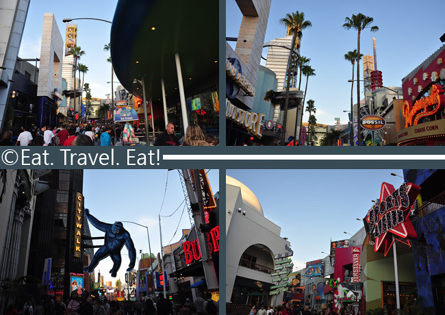 Universal Citywalk 2