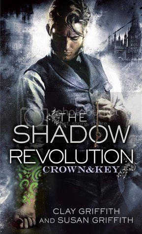 The Shadow Revolution Cover
