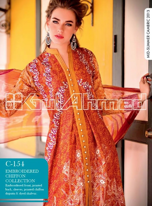 Mid-Summer-Cambric-Collection-2013-Gul-Ahmed-Printed-Embroidered-Fashionable-Dress-for-Girls-Women-25