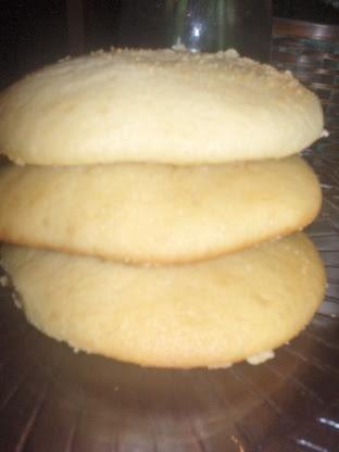 Easy Butter Milk Cookies