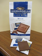 Ghirardelli Luxe Milk Milk
