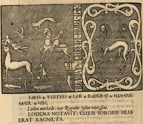 Danicorum monumentorum - Ole Worm - 1643 - 0497