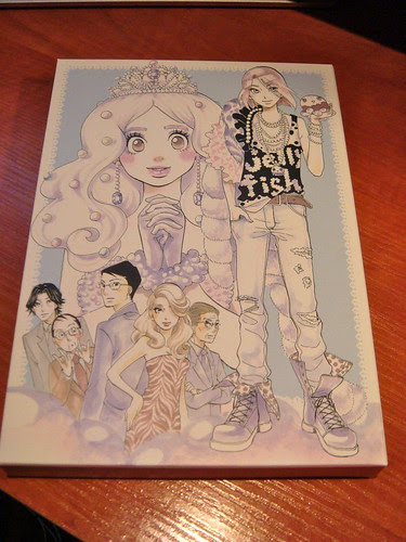 Kuragehime Vol. 2 DVD Limited Edition.