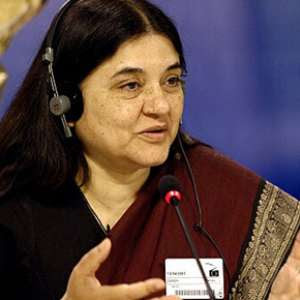Maneka Gandhi's Women and Child Development (WCD) Ministry the nodal agency for the Nirbhaya Fund in place of Home Ministry