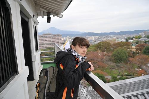 After Japan trip 2011 - day 15. Nagahama.