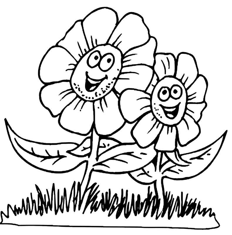 Dibujos Primavera Para Niños Az Dibujos Para Colorear