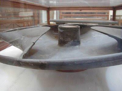 Arqueología insólita: el disco del príncipe Sabu.