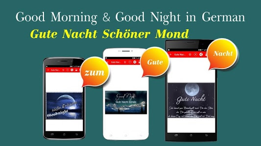 Download German Good Morning Good Night Wishes Love 804032 Apk