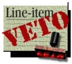 Image result for U.S. Supreme Court rejected the line-item veto