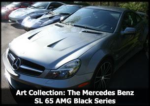 Mercedes Benz SL 65 AMG Black Edition