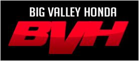 BIG VALLEY HONDA (Nevada) our mission is to offer you the products at the best prices