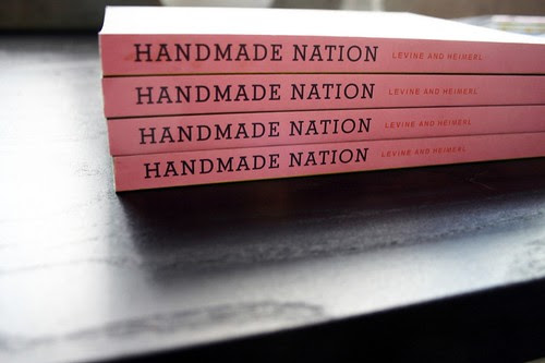Handmade Nation: Spines