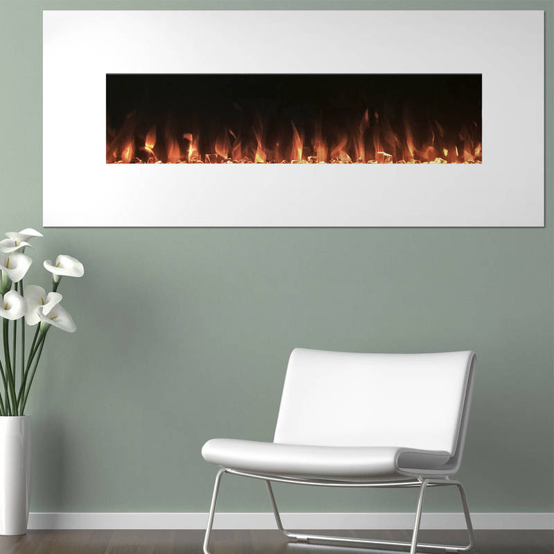 Fireplaces 101 Pros And Cons Of Wood Burning Gas Electric And