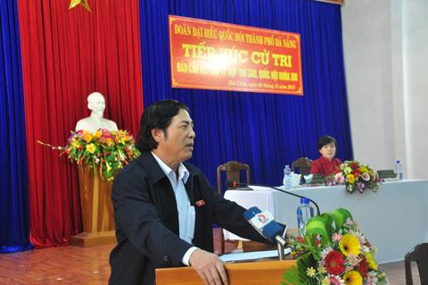 Nguyễn Bá Thanh, tham nhũng, Đà Nẵng, Dương Chí Dũng, bầu Kiên