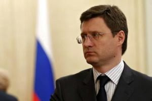 Russia's Novak tells Putin global oil deal boosted state foreign currency income