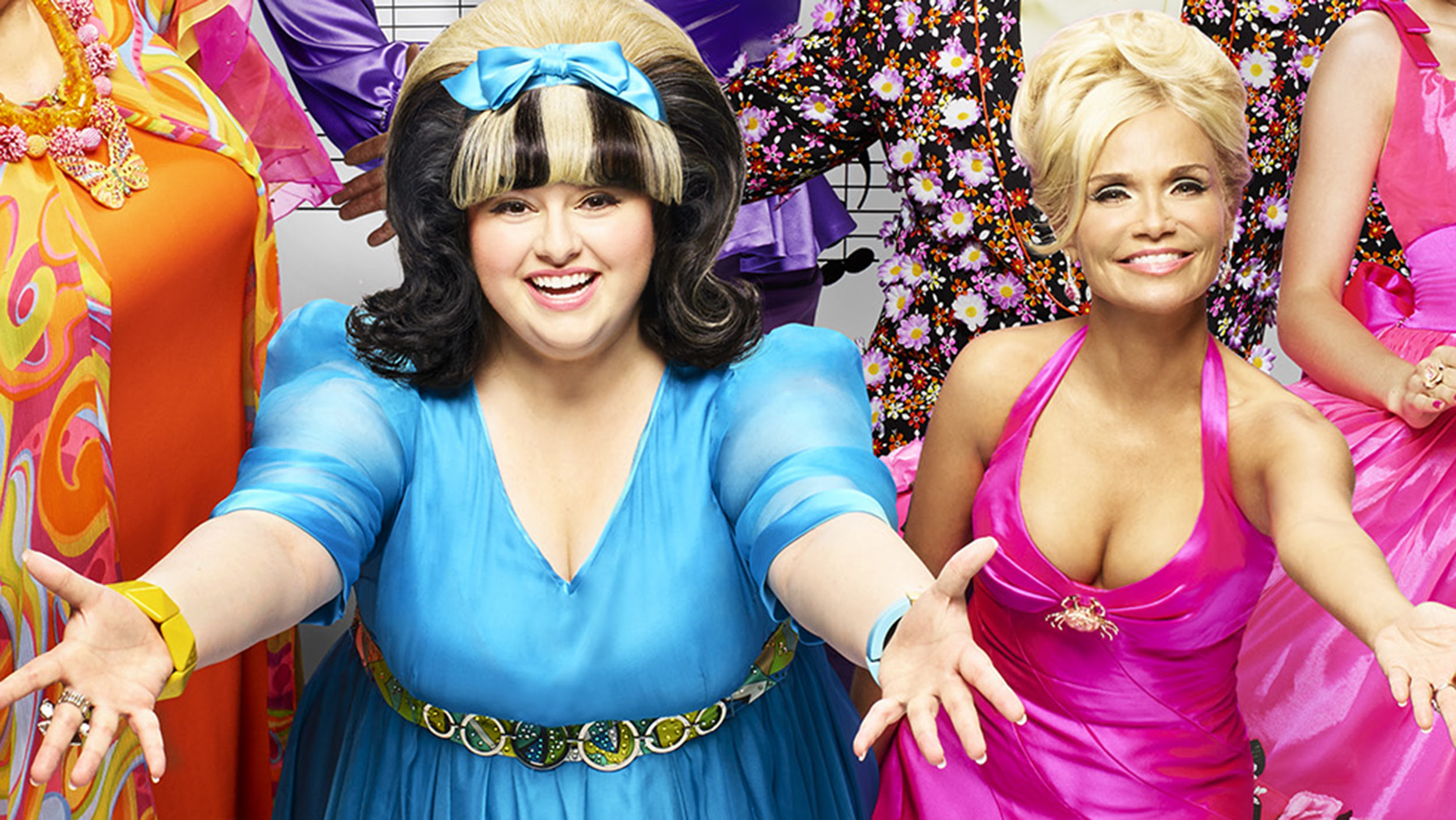 The first Hairspray Live! cast photo is here — and its fabulous!  TODAY.com