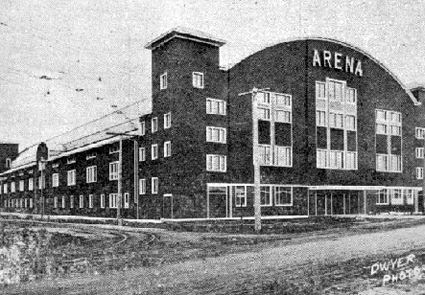 Patrick Arena Victoria, Patrick Arena Victoria