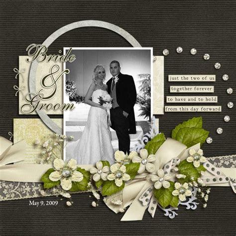 The 25  best Wedding scrapbook ideas on Pinterest