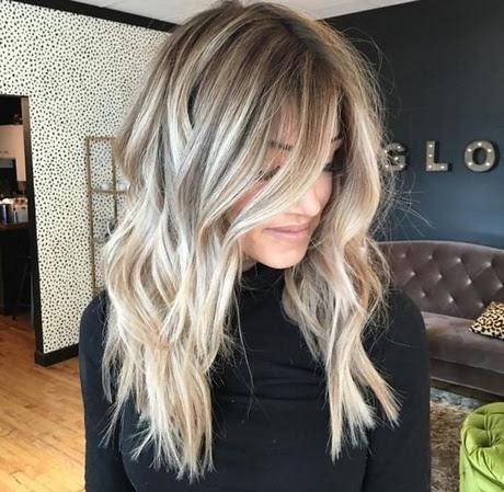 Blond Lang Haar 2018