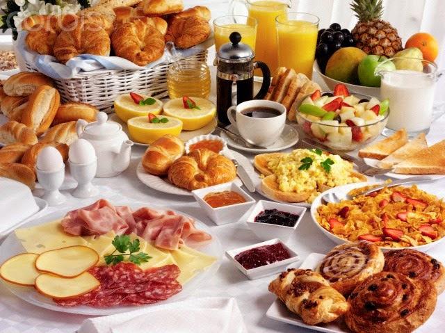 Resultado de imagem para café da manhã