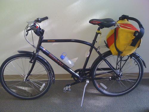 Temporary Commuter by jimgskoop