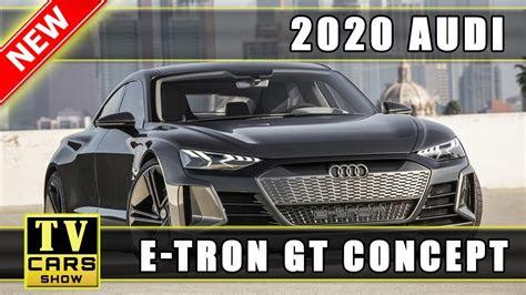 audi  tron gt concept release   prices