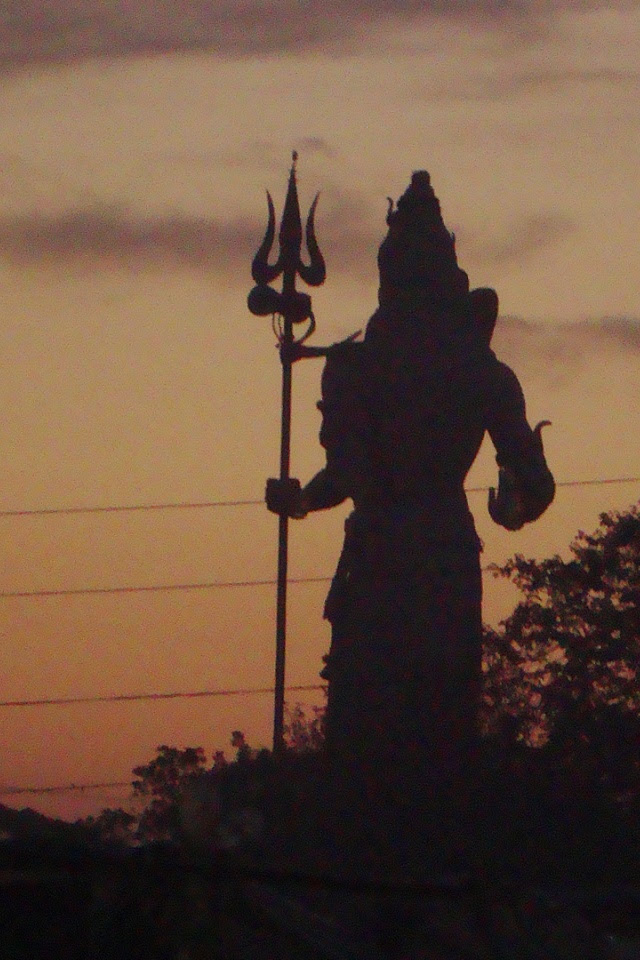 640x960 Lord Shiva Iphone 4 wallpaper