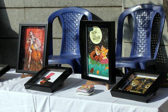 Stall No.160, Chitra Santhe 2012