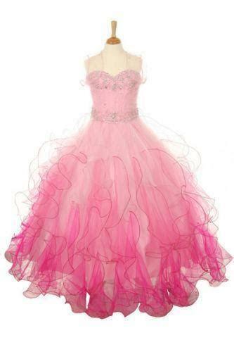girls glitz pageant dresses size  ebay