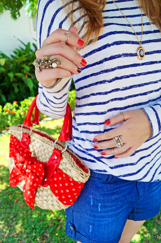 Nautical Summer Outfit
