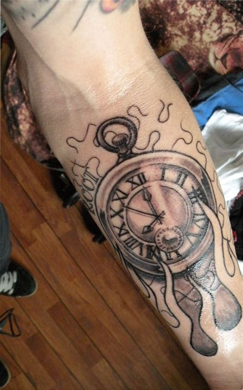 hand clock tattoo tattoomagz tattoo designs ink