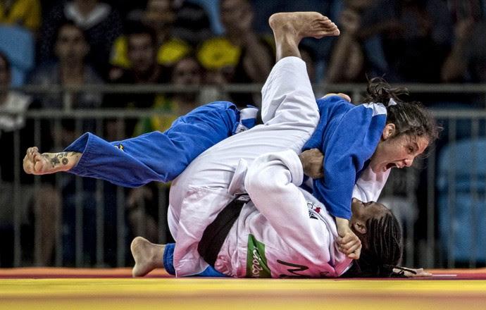Maria Portela judô (Foto: Marcio Rodrigues/MPIX/CBJ)