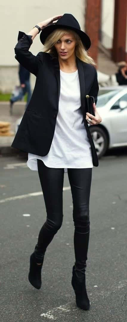17 cute women outfits with white shirtpairing style ideas