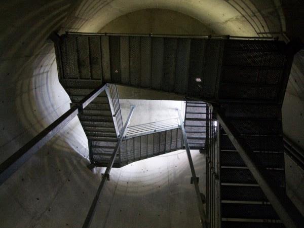 Escalier intérieur :  / Copyright: Vincent Gaillot,