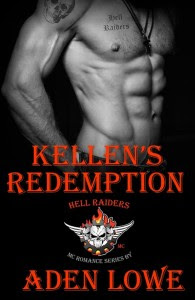Kellen's Redemption cover F