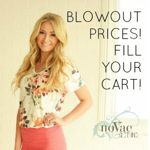 Blowout prices not to be missed! STuff your CART!