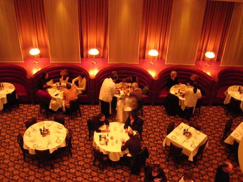 Oceanaire's Dining Room