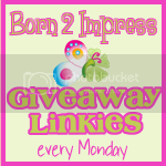 Born 2 Impress Giveaway Linkies