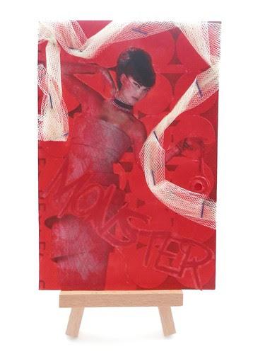 Mail Art 365-294 by Miss Thundercat