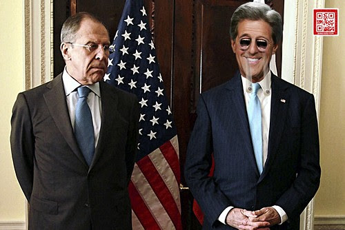 THE KERRY FILES: MEETING WITH  RUSSIAN AMBASSADOR by WilliamBanzai7/Colonel Flick