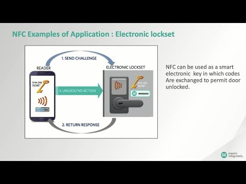.帶你看看 NFC 智慧鎖都有哪些常見應用場景