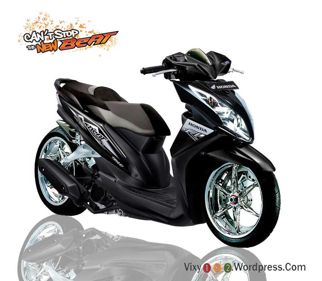 Koleksi 61 Majalah Modifikasi Motor Honda Beat Terbaru Dan