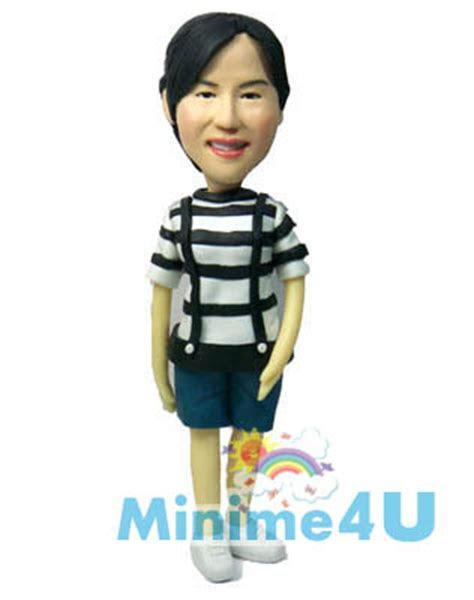 Causal style school uniform   Mini me dolls   Custom