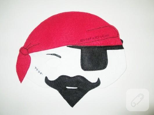 Korsan Maske 10marifetorg